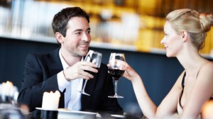 couple on romantic dinner date 300x168 Your relationship DOES NOT have a deadline