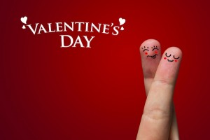 Holidays   Saint Valentines Day A couple of fingers on Valentine s Day February 14 061349  300x200 What Men Think About Valentines Day