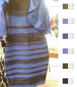 Unknown 660x748 265x300 I'm Black and Blue From Thinking About This White and Gold Dress