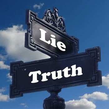 lie truth 5 Warning Signs Of A Bad Love Affair   How To Read A Guy