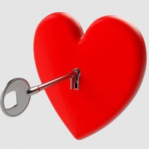 unlock his heart