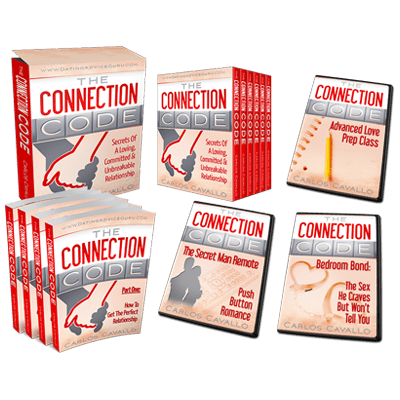 The Connection Code - secrets to connect with men