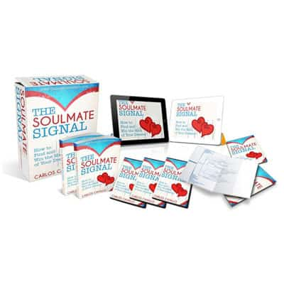PRODUCT Soulmate Signal How To Get Over Heartbreak   FAST!