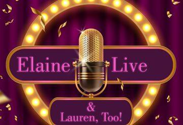 "Carlos Cavallo Guest On ""Elaine Live, & Lauren Too"" Show..."