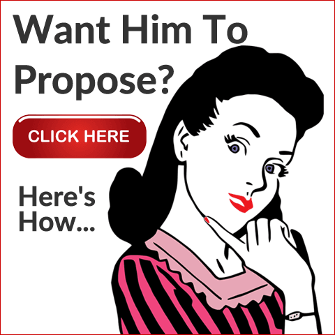 Want him to propose? Here's how