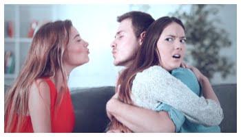 boyfriend wants to see other women