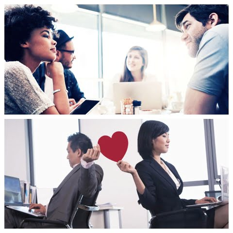 Signs A Man Is Attracted To You At Work