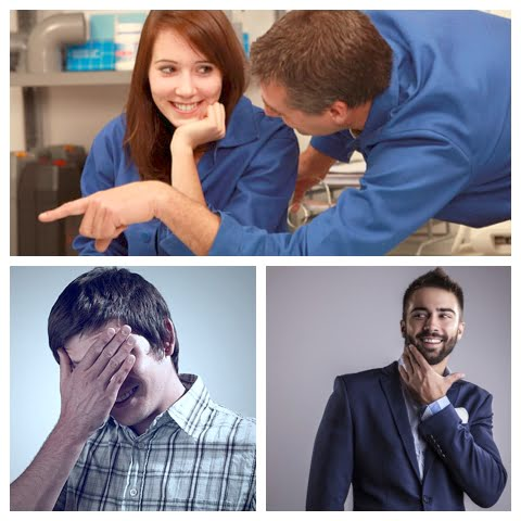 signs a co worker is attracted to you Signs A Man Is Attracted To You At Work