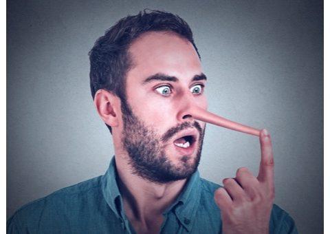 Why Men Lie - 5 Ways He's Not Being Honest